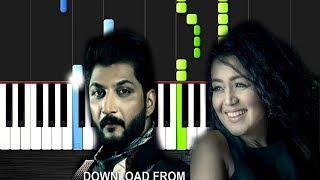 Suroor - Neha Kakkar & Bilal Saeed - Piano tutorial by VN