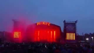 The Chemical Brothers Temptation/Star Guitar Parklife Live June 11 2016