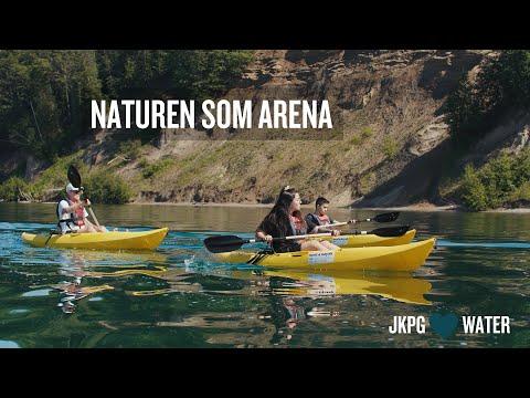 Upplev JKPG från vattnet