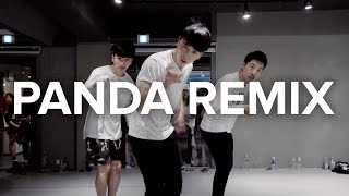 Panda - Desiigner (Thugli Remix) / Kasper Choreography