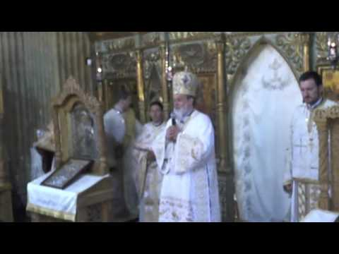 Predica la Izvorul Tamaduirii 2017 - PS VINCENTIU - Episcopul Sloboziei si Calarasilor
