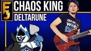 "DELTARUNE - ""Chaos King"" METAL (feat. RichaadEB) | FamilyJules"