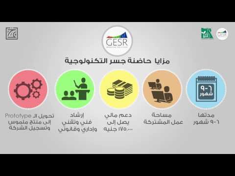 برنامج جسر - ابني بلدك  - الحاضنة التكنولوجية | الجزء الرابع