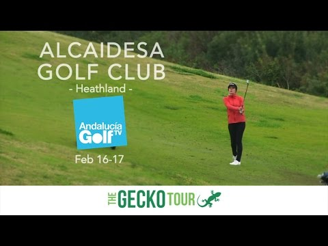 the gecko tour 201617 19 alcaidesa golf heathland