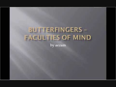Faculties Of The Mind de Butterfingers Letra y Video