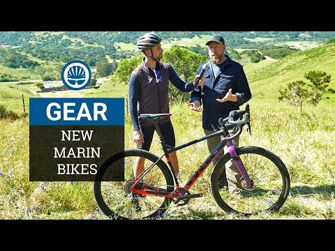 Marin Bikes | New XC, Gravel, Adventure & Enduro Models | Sea Otter 2019