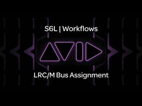 VENUE | S6L — LRC/M Assignment