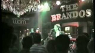 The Brandos - A Matter Of Survival - Live at the Brokers Inn -  Mannhein 1993