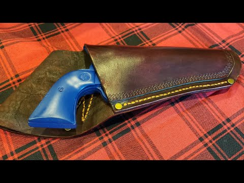 Ruger Single Six Quick Draw Holster