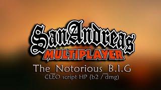 SA:MP | Ro€[8 vs. The_Notorious_B.I.G(cleo HP)