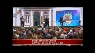 """CARLOS SOUTELO """"Mulher chorona"""" Em Vila Verde na 24ª Mostra de Produtos Regionais (TVI) - Contactos"""
