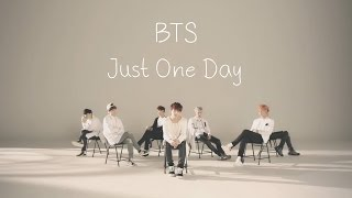 [Vocal Cover] BTS - Just One Day