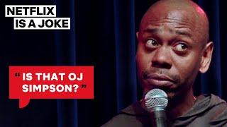 Dave Chappelle Reveals White People's Weakness | Netflix Is A Joke