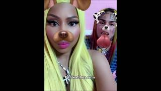 Nicki Minaj says 6ix9ine is her True LOVE, He Speaks Out, Fans React to their Video 🌈