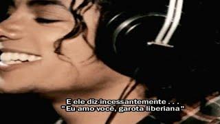 (BY L. LEGENDAS) ( MICHAEL JACKSON - Liberian Girl (Tradução)