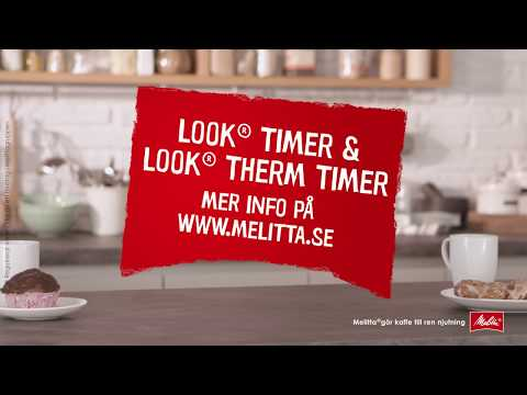 Melitta® Look® Timer & Look® Therm Timer