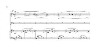 The Piano (SATB)