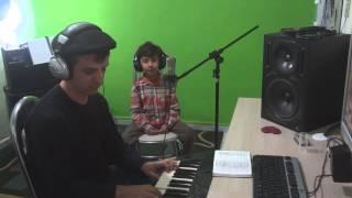 Criança cantando Hino Novo CCB 375-Kelvin Kauê-Araucaria PR