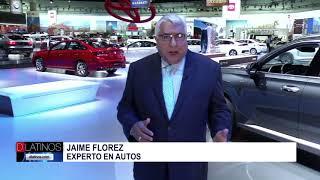 Jaime Florez nos habla desde el Auto Show de L.A.