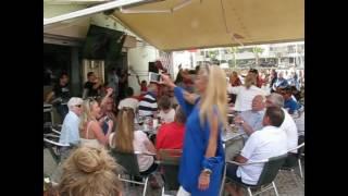 Festa benfiquista em Ferragudo