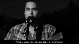 John Mayer - The Age Of Worry (Subtitulos en Español - Subtitulado/Traducido) [EN VIVO]