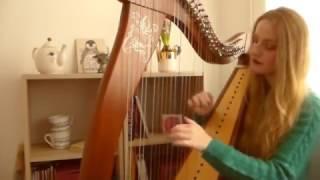 Moana - We Know The Way (Harp Cover)