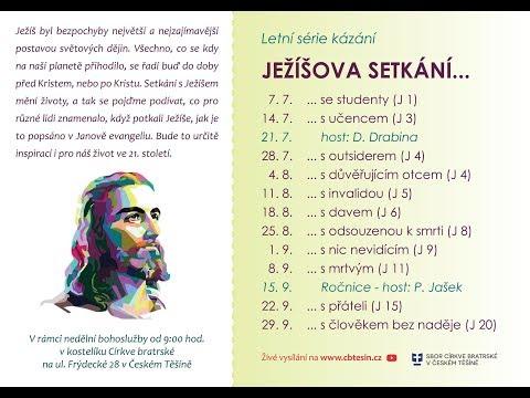 Ježíšova setkání se studenty