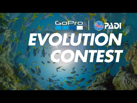 GoPro: PADI Competition Announce