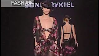 SONIA RYKIEL Spring Summer 2004 Paris - Fashion Channel