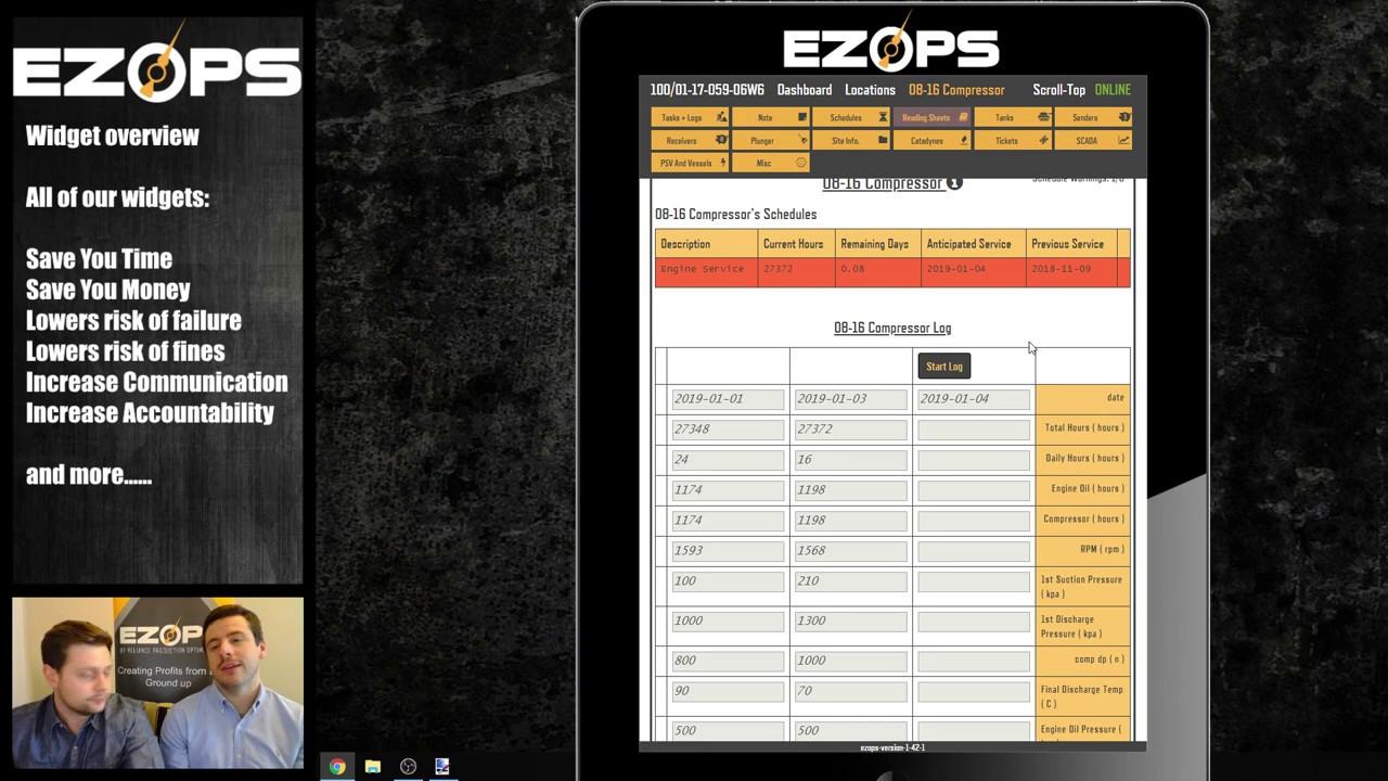EZ Ops Basics: Field Widget Overview Video