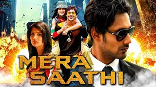 Mera Saathi (Happy Happy Ga) 2018 New Released Full Hindi Dubbed Movie | Varun Sandesh, Vega width=
