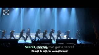 "[Lyrics+Vietsub] GLEE - Mr. Roboto / Counting Stars from ""City Of Angels"""