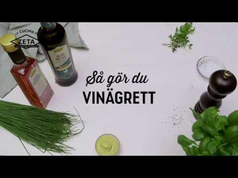 Italiensk vinägrett