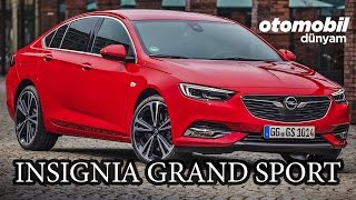 Test - Opel Insignia Grand Sport