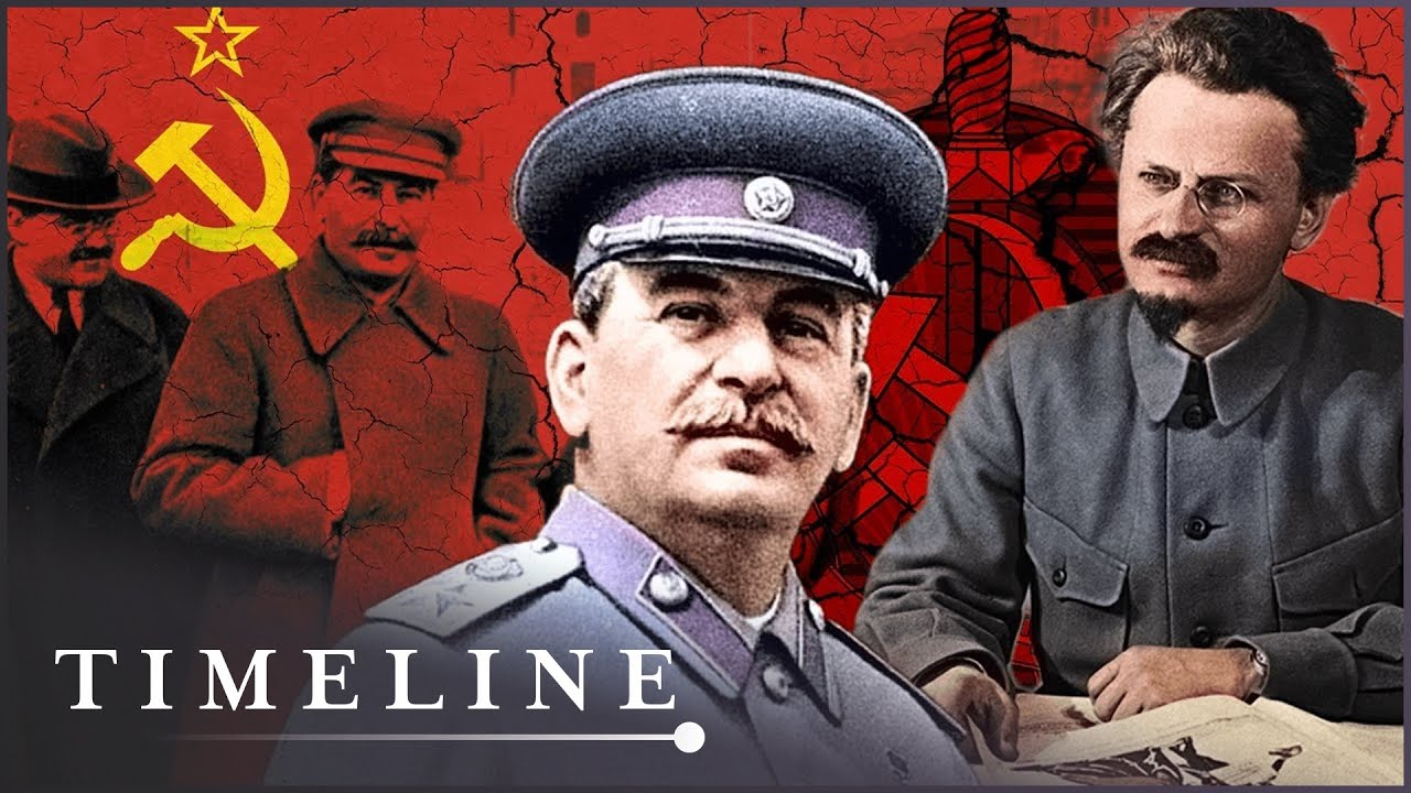 Stalin's Spies and The Secrets Of The NKVD | Secrets Of War | Timeline