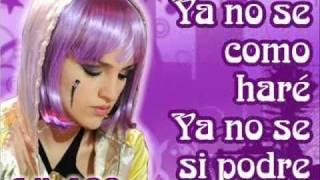 Dejar de Soñar - Sueña Conmigo - Con Letra - Roxy Pop