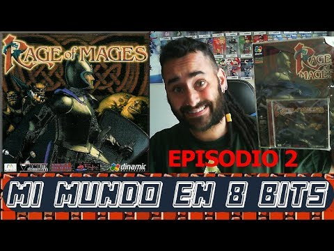 RAGE OF MAGES (PC) - El Laberinto. Encuentra a los campesinos - Episodio 2 - GamePlay Español