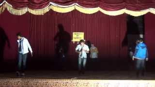 SABARIGIRI hoSTel FrEsHeRs day +2 DANCE 2013-14
