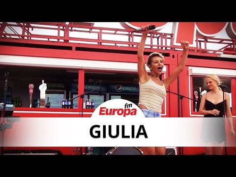 Giulia - Ploaie de vara LIVE