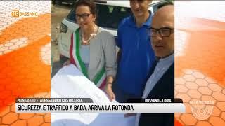 TG BASSANO (08/05/2018) - SICUREZZA E TRAFFICO A BADA, ARRIVA LA ROTONDA