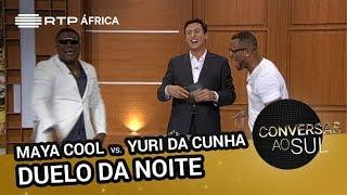 Maya Cool vs. Yuri da Cunha