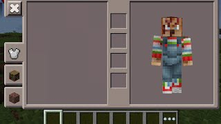 Minecraft PE - Chucky Doll Skin Costume + Download