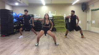 Banda Grafith Feat. Acson - BumBum de Bate Bate / BALLET GRAFITH Part: Renata Laiis