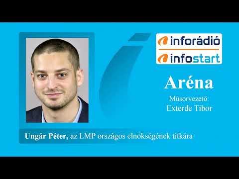 InfoRádió - Aréna - Ungár Péter - 2. rész - 2020.09.01.