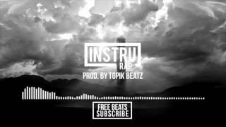 "(FREE) ""SOMBRE"" | Instrumental Rap TRAP/DARK/LOURD - 2017 | Prod. by Topik Beatz"