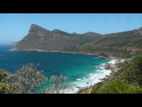 M4 South from Simon's Town – South Africa