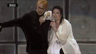 Michael Jackson - Black Or White (live 1997) HD 0815007