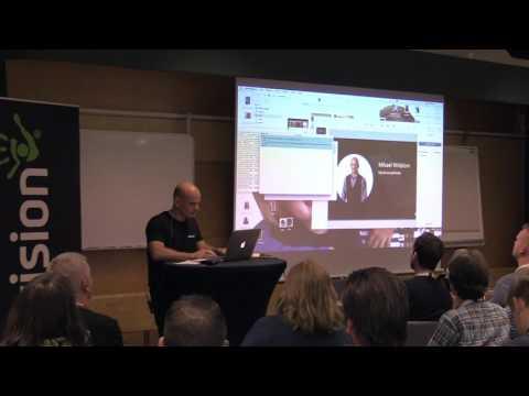 Bygga element i SiteVision - Ett nytt sätt att utveckla - SiteVisiondagarna 2016