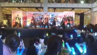 [Live in Thailand] Voyager - BOYS AND MEN @TOKAI FASTIVAL with BOYS AND MEN 20160220 14:43:58