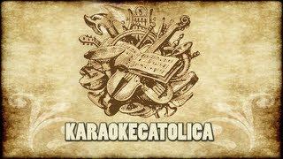 Karaoke Oh Maria Madre Mia